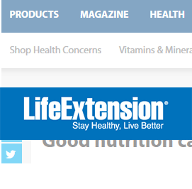 Dr Moldovan featured in Life Extension 2