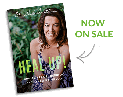 HEAL UP! - A Book By Dr. Sanda Moldovan