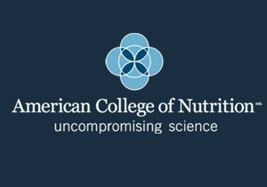 American College of Nutrition logo