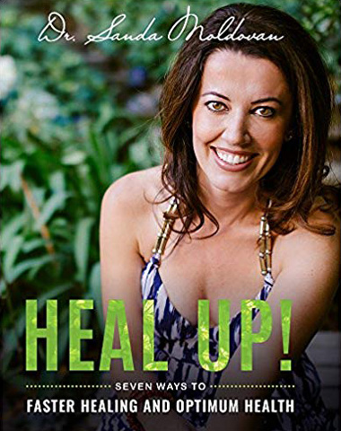 Heal Up! Book Cover