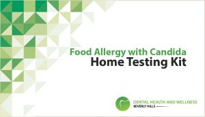 Food Allergy with Candida - Home Testing Kit